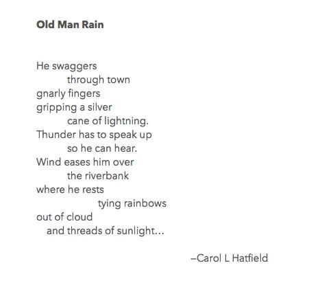 Old Man Rain
