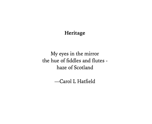 HAIKU - Heritage